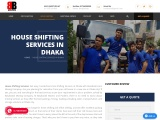 Best House Shifting Service in Dhaka
