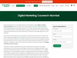 Digital Marketing courses in Mumbai with 100% Job Assistance