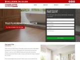 Bathroom Flooring Charlotte – NC