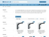 Explore a wide range of Sensor touchfree taps online on sale now!