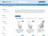 Buy Close Coupled Toilets on sale at bathroom shop uk today!