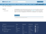 Explore an exclusive range of GSI wall hung toilets online on sale now at Bathroom Shop UK!