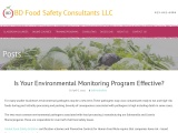 Is Your Environmental Monitoring Program Effective?