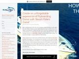 Create an unforgettable experience of Flyboarding Dubai with 'Beach Riders Dubai'