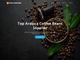 Top Arabica Coffee Beans Supplier