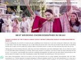 Wedding Choreographer in Janakpuri