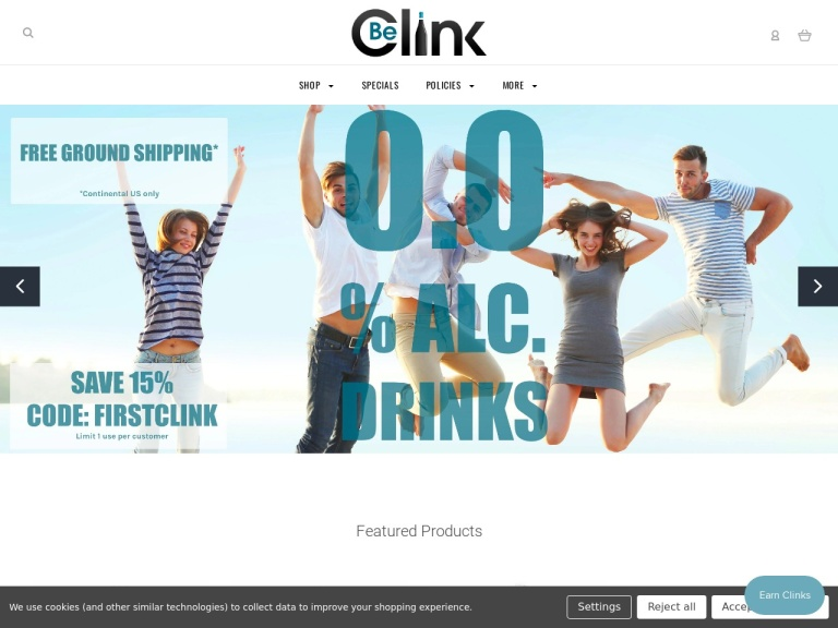 BeClink screenshot