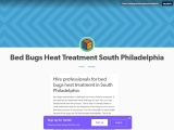Get Permanent Bed Bugs Heat Treatment in South Philadelphia
