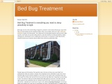 Bed Bug Treatment All You Need for Pest Control
