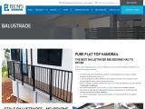 Balustrades and Handrails – Melbourne