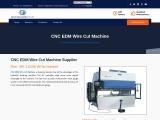 CNC Wire Cut EDM Machine supplier, Manufacturer in pune
