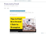 Tips to Find Best Dental Clinic in Brampton