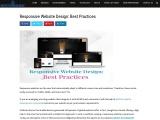 Responsive Website Design: Best Practices