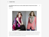 Scarves Wholesale Uk – Useful Tips To Buy Cheap Scarves Wholesale Uk!