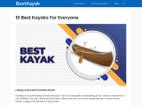 10 Best Kayaks In 2021 – Expert Review & Buying Guide!