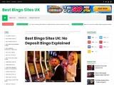Best Bingo Sites UK: No Deposit Bingo Explained