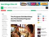 Online Casino Benefits That Match The Online Slot Bonuses
