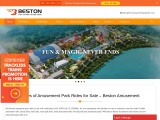 Amusement Park Rides for Sale Manufacturer