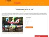 Amusement Park Samba Balloon Rides for Sale