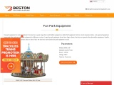 Fun Park Equipment for Sale from Beston