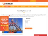 Pirate Ship Amusement Park Ride for Sale