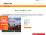 Roller Coaster Rides for Sale from Beston