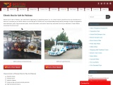 Electric Bus for Sale for Pakistan