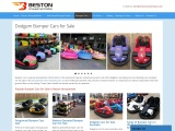 Dodgem Bumper Cars for Sale from Beston