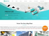 How to pick Tire Recycling Equipment Manufacturers