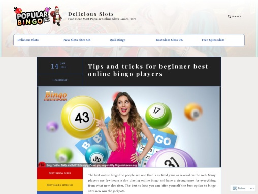 Tips and tricks for beginner best online bingo players