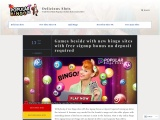 Games beside with new bingo sites with free signup bonus no deposit required