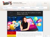 How to put the best places to play bingo sites new