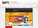 Delicious Slots start of online slot machines