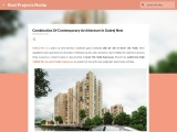 Godrej Nest Residential Projects Sector 150 Noida
