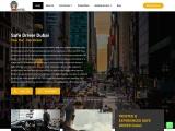 Best Safe Driver Services Dubai – UAE