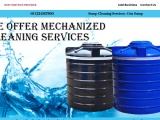 Water Tank Cleaning Services Bangalore | Overhead Tank