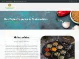 Best Spice Exporter in Maharashtra