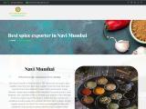Best Spice Exporter in Navi Mumbai