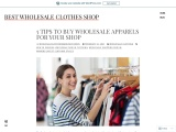 Womens Fashion Wholesalers – New Style Clothes For Ladies!
