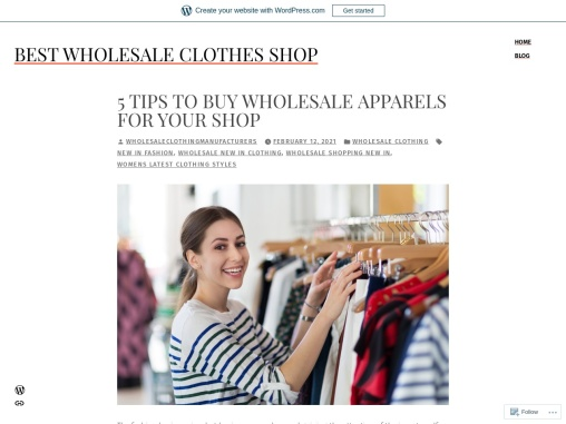 Womens Wholesale Clothing – New High Quality Clothes For Girls!