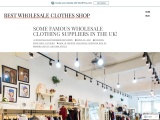 SOME FAMOUS WHOLESALE CLOTHING SUPPLIERS IN THE UK-WHOLE SALE CLOTHING!