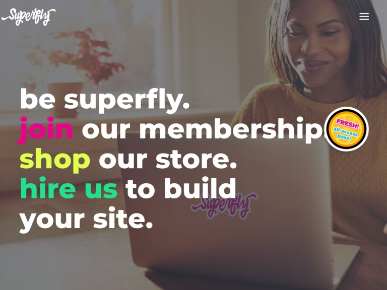 Superfly Discount: Get Coupon on BeSuperfly Pricing screenshot