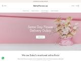 Best Online Flower Shop Dubai Delivery | Send Flowers to Dubai, UAE – BetterFlowers.ae