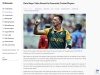 Dale Steyn Talks About His Favourite Cricket Players