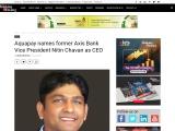 Aquapay names former Axis Bank Vice President Nitin Chavan as CEO