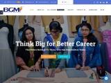 BGMI (Bangladesh Garment Management Training Institute)