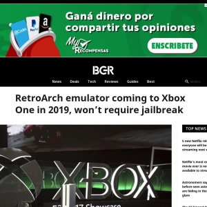 RetroArch emulator coming to Xbox One in 2019, won't require jailbreak – BGR