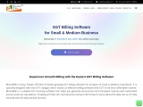 GST Billing Software India for Small Business