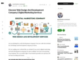 Discover Web Design And Development Company | Digital Marketing Services