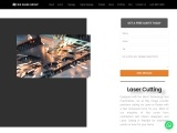 Laser Cutting Services: Metal, Acrylic & Wood | Singapore